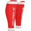 Compressport R2V2 Oxygen Calf Sleeves Red